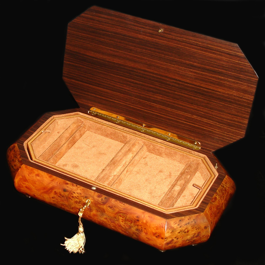 Italian-Inlay-Jewelry-Box-Rosewood-open