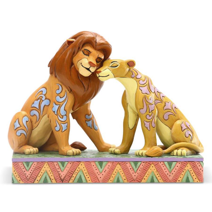 Simba-and-Nala-Snuggling