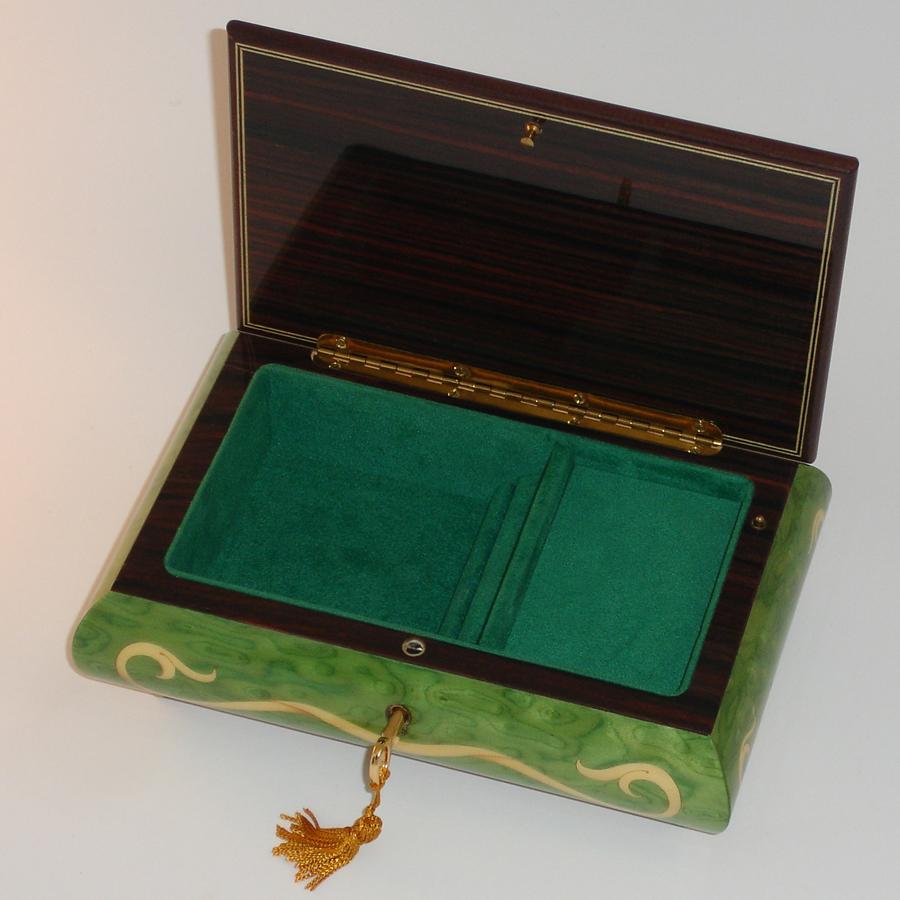 Italian-Inlay-Swans-and-Heart-Green-open