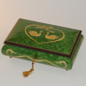 Italian-Inlay-Swans-and-Heart-Green