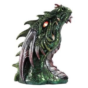 Dragon-Head-Wall-Figurine-sitting