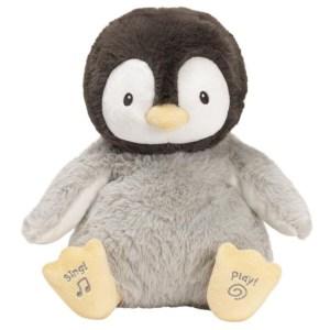 Kissy-the-Penguin