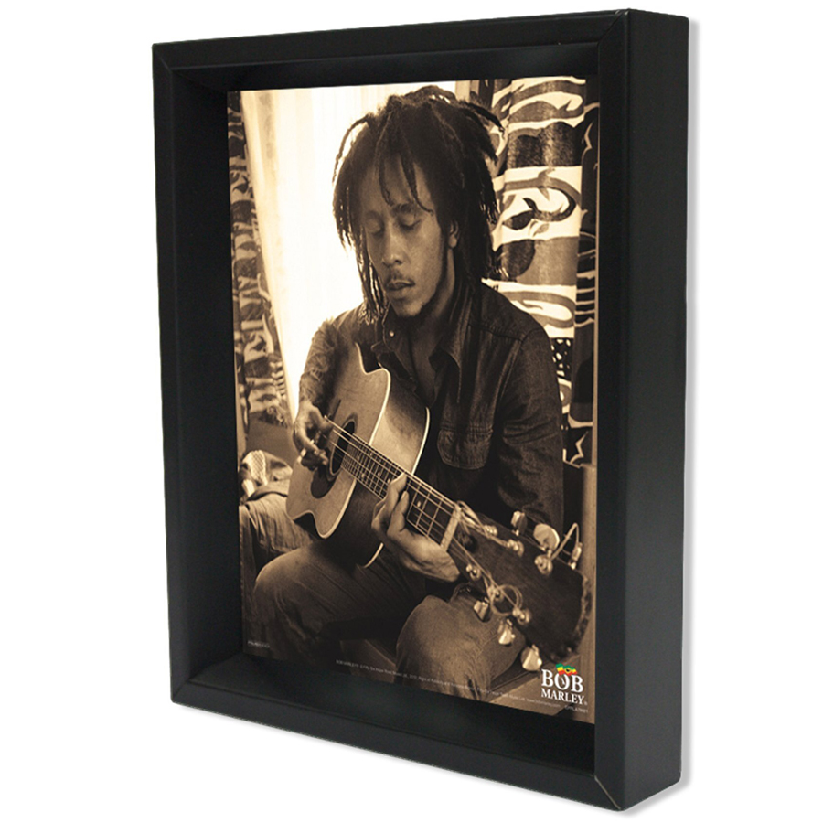 Bob-Marley-Sepia-Shadow-Box