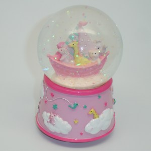 Pink-Dream-Time-Globe-Giraffe-Glitter