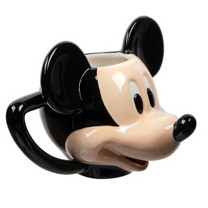 Mickey-Sculpted-Mug-left-view