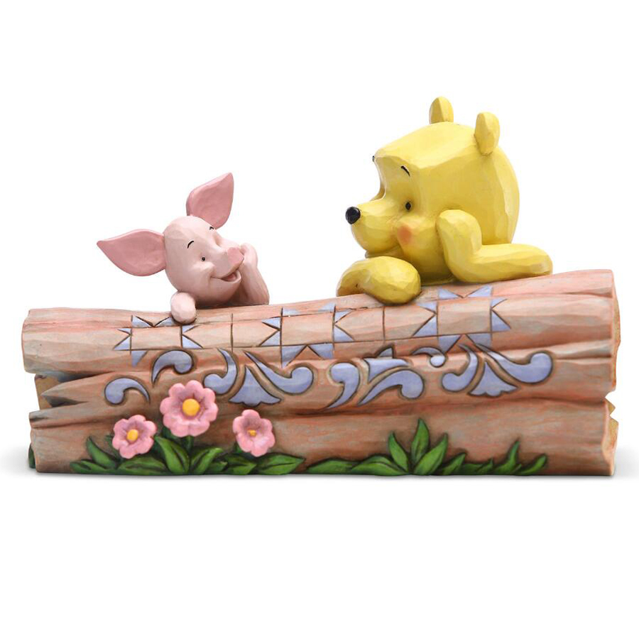 Pooh-and-Piglet-log