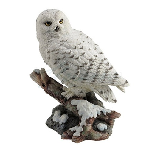 Snow-Owl-Figurine