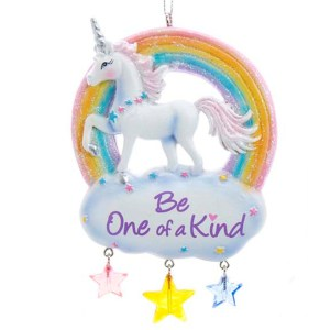 Unicorn-Ornament-One-of-a-Kind
