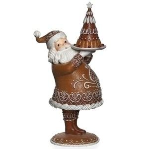 Gingerbread-Santa-figurine
