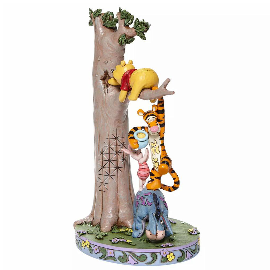 Winnie-the-Pooh-in-Tree-left-view