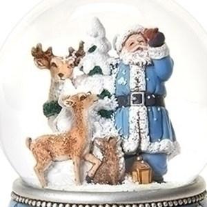Blue-Santa-and-Animals-close-up