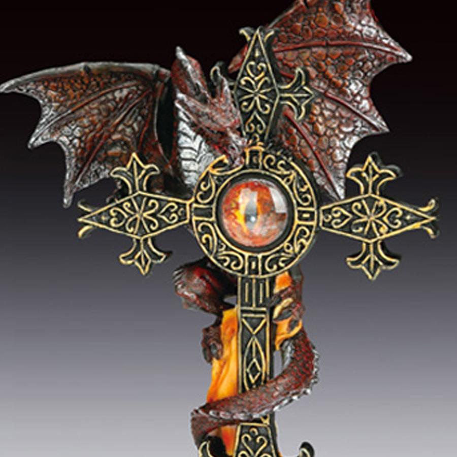 Dragon-on-Cross-close-up
