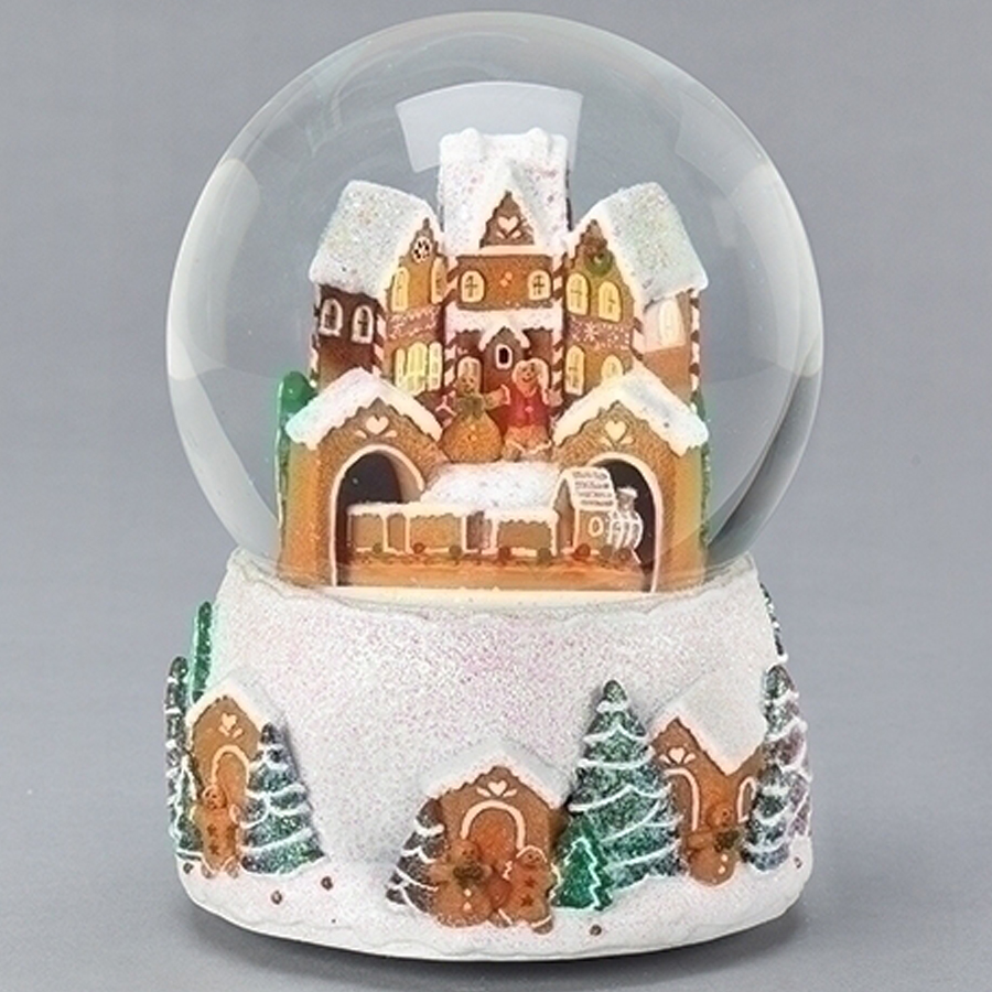 Gingerbread-Village-Snow-Globe