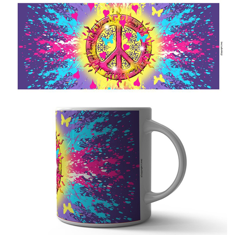 Peace-Splatter-Mug
