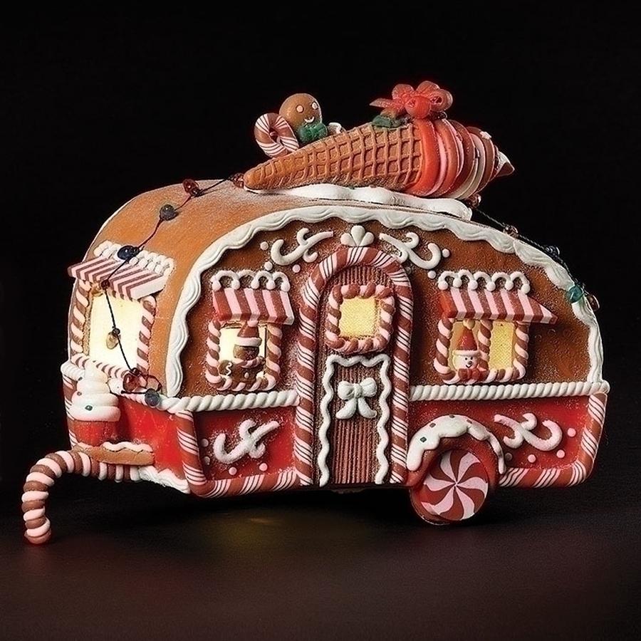 Gingerbread-Trailer
