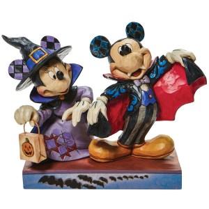 Minnie-Mickey-Halloween