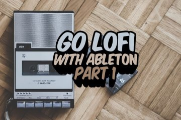 ableton lofi beat