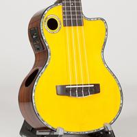 Riptide Ukuele, Tenor Spruce Vintage Cutaway Acoustic-Electric ECUT-2N