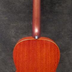 Santa Cruz Guitar 1929 OOO Back
