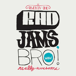 Rad Jams, Bro! Cover Art
