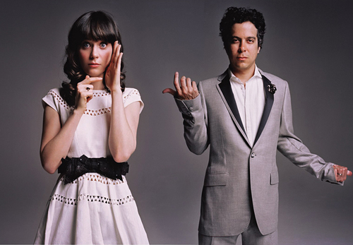 She & Him have released their first single from the upcoming sophomore album Volume Two (March 23rd) 'In The Sun'