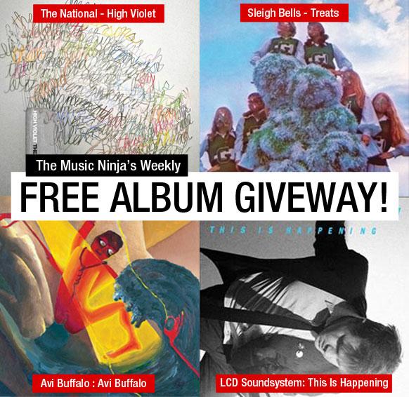 Album-giveway-mp3