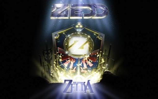 Zedd – The Legend Of Zelda
