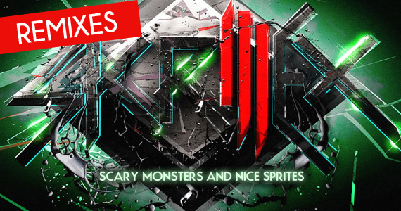 skrillex nice and sprites remixes