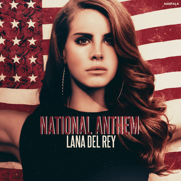A Completely Experimental New Take On Lana Del Reys National Anthem