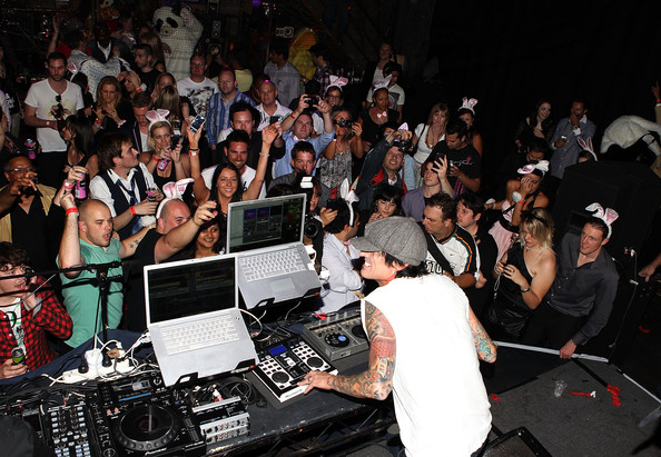 Tommy Lee DJ