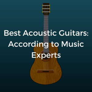 c036a7fa Best Acoustic Guitars: 34 Experts Reveal Their Pick [2019] - The Music Pal