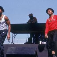 (#TodayInHipHop) Run-DMC performed at Live Aid at JFK Stadium 1985