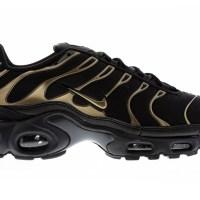 "(Fashion) Nike Air Max Plus ""Metallic Cacao"""