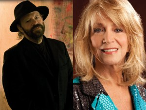 Guests Colin Linden and Jeannie Seely