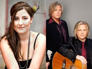 Guests Jenny Gill and Gunnar & Matthew Nelson