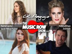 Showcase with Rachel Lipsky, Katie Lehman, Sarah Allison Turner & Joe Hash