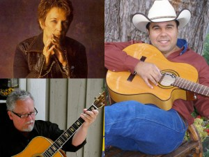 Guests Mary Gauthier, Max T Barnes & Bobby Marquez