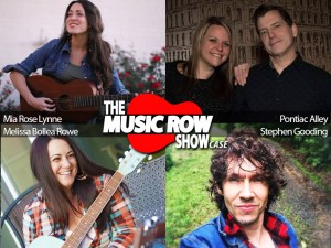 Showcase with Rose Lynne, Pontiac Alley, Melissa Bollea Rowe & Stephen Gooding
