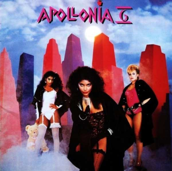 Apollonia 6 - Apollonia 6 (EXPANDED EDITION) (1984) CD 1