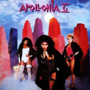 Apollonia 6 - Apollonia 6 (EXPANDED EDITION) (1984) CD 35