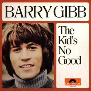 Barry Gibb - The Kid's No Good (UNRELEASED) (EXPANDED EDITION) (1970) CD 24