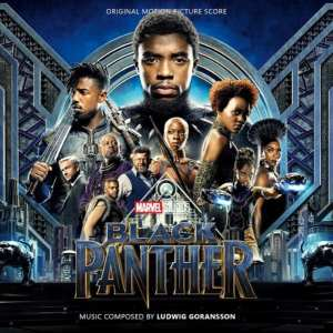 Black Panther - Original Score (2018) 2 CD SET 59