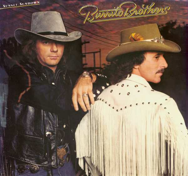 Burrito Brothers - Sunset Sundown (1982) CD 1