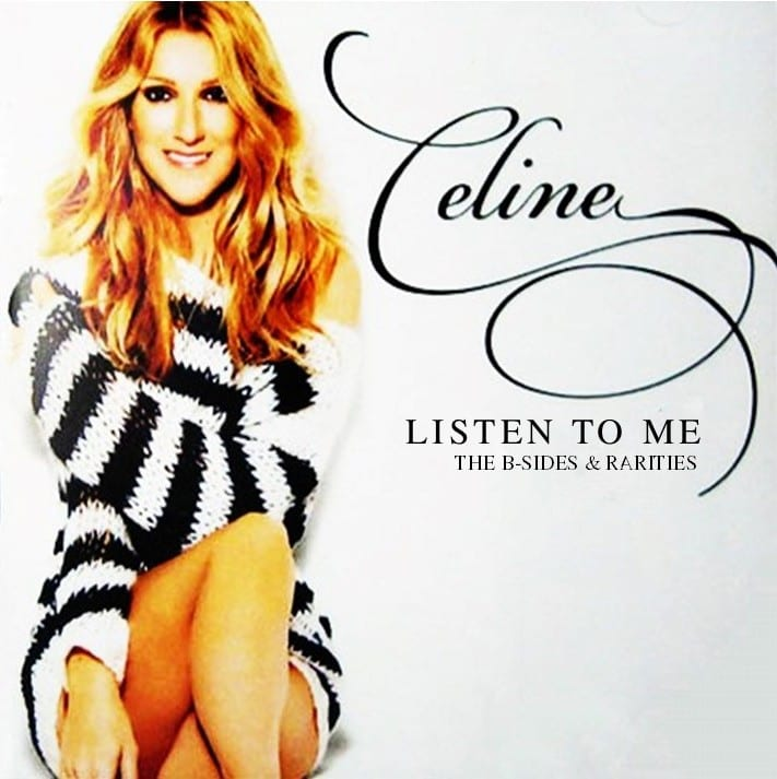 Celine Dion - Listen To Me The B-Sides & Rarities (2017) 2 CD SET 9