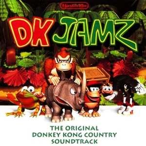 DK Jamz - The Original Donkey Kong Country Soundtrack (1995) CD 19