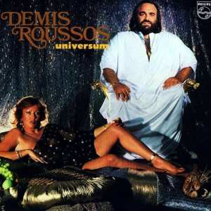 Demis Roussos - Universum (Cantado In Italiano) (EXPANDED EDITION) (1979) CD 5