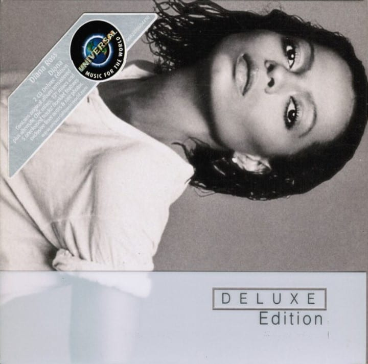 Diana Ross - Take Me Higher (EXPANDED EDITION) (1995) CD 10