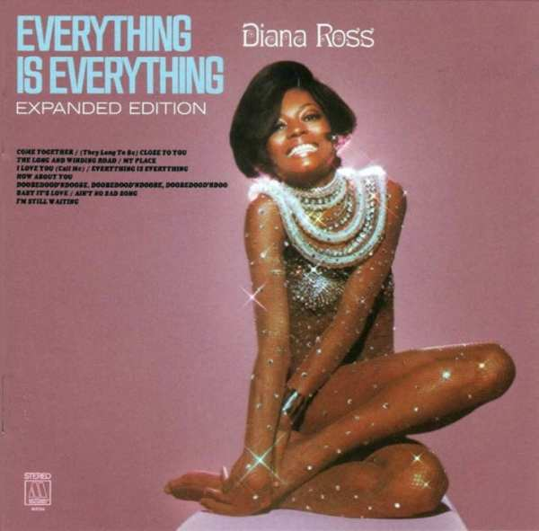 Diana Ross - Everything Is Everything (EXPANDED EDITION) (1970) CD 1
