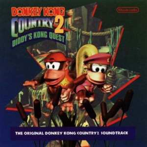 Donkey Kong Country2: Diddy's Kong Quest - The Original Donkey Kong Country2 Soundtrack (1995) CD 20