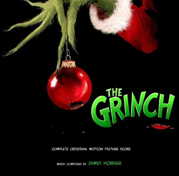 Dr. Seuss' How The Grinch Stole Christmas - Complete Original Motion Picture Score (EXPANDED EDITION) (2007) CD 1